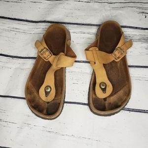 Birkenstock Betula Women Thong Sandal Size 8